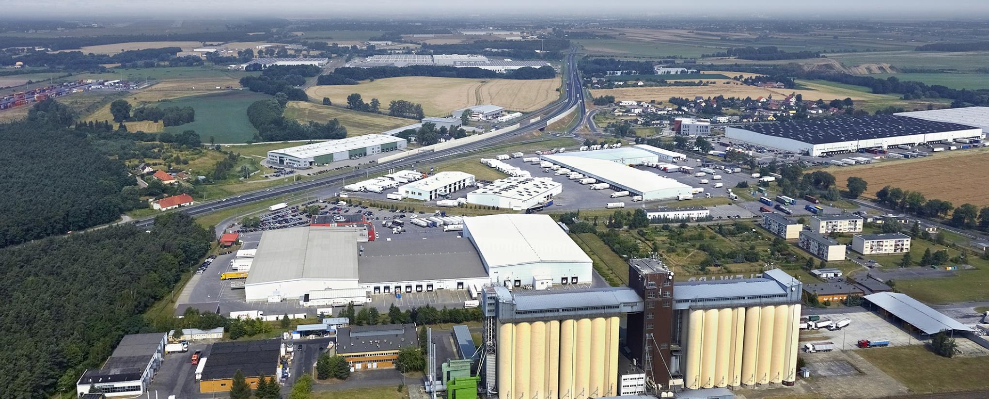 Gądki,Industrial,ul. Poznańska 71,1022
