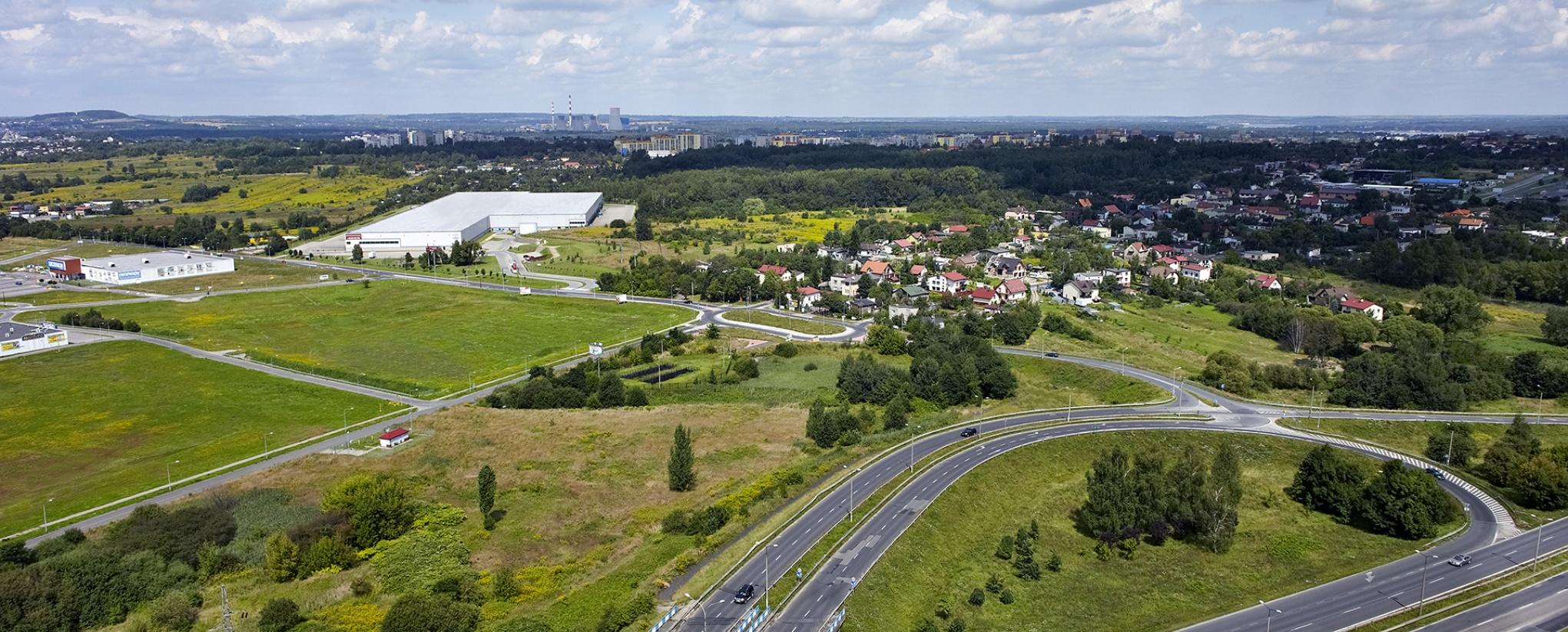 Sosnowiec,Industrial,ul. Sokolska 68A,1025