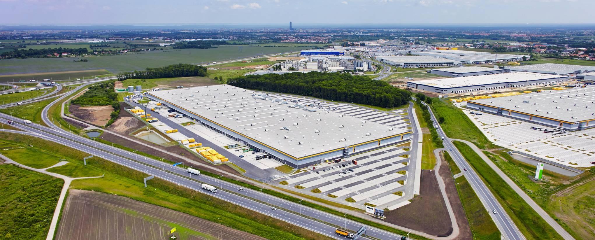 Wrocław,Industrial,Bielany Wrocławskie,Amazon 1,1041