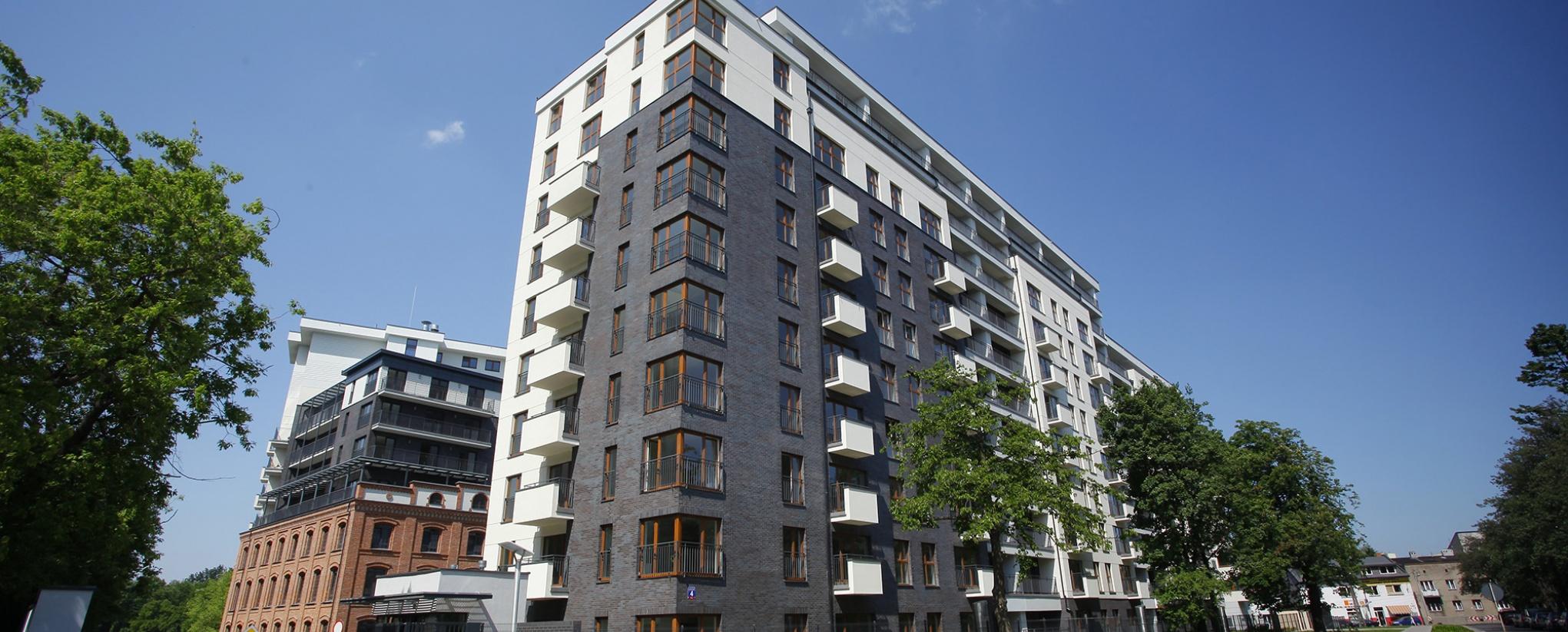 Łódź,Apartamenty,ul. Łukasińskiego 4,1011